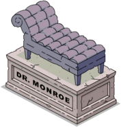 Marvin Monroe's Tombstone Flipped