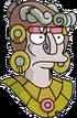 Mayan God Icon