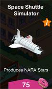 Space Shuttle Simulator stand alone