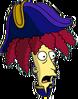 Captain Bob Surprised Icon