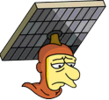 Citizen Solar Sad Icon