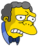 Moe Worried Icon