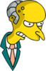 Mr. Burns Angry Icon