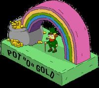 """Pot """"O"""" Gold Float Menu"""