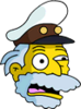 Sea Captain Aghast Icon