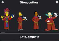 Stonecutters Character Collection 1