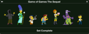 Game of Games The Sequel character collection