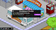 Krustyland Shuttle after Krustyland nuked