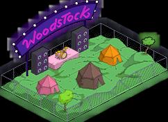 Woodstock Casino Menu