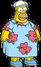 King-Size Homer Menu