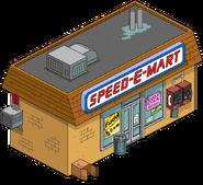 Speed-E-Mart Menu