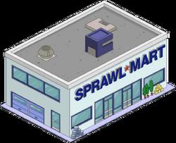 Sprawl Mart