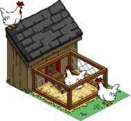 Chicken Coop Menu