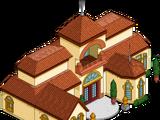 Krusty's Mansion