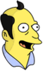 Llewellyn Sinclair Happy Icon