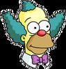 Tuxedo Krusty Icon
