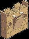 Cardboard Gates