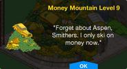 Money Mountain Level 09 Unlock