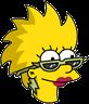 Rockstar Maggie Icon