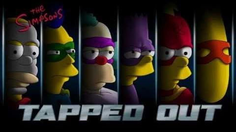 "The Simpsons Tapped Out – ""Superheroes 2"" Trailer 2016"