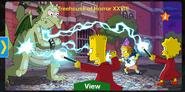 Treehouse of Horror XXVIII Store Screen