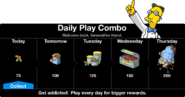 Winter 2015 Act 2 Daily Combo