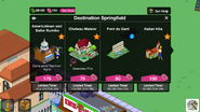 America town is the first bulding