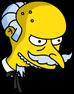 Colonel Burns Icon