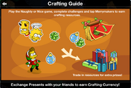 Winter 2015 Crafting Guide