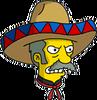 Bandito Angry Icon