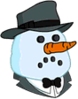 Deep Freeze Surprised Icon
