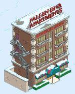 Fallen Diva Apartments animation