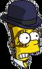 Clockwork Bart EyesForcedOpenWithLidLocks Icon