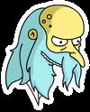Reclusive Mr. Burns Sidebar