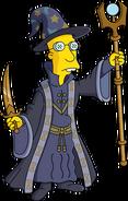 Sorcerer Frink Unlock