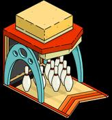 Bowling Setup Machine Menu