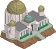 Springfield Planetarium Menu