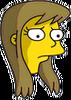 Laura Powers Sad Icon