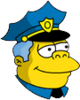 Wiggum Proud Icon