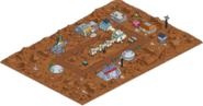 Mars Colony Level 2 Menu