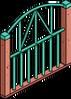 Clay Stadium Fence Menu