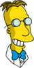Professor Frink Happy Icon