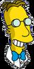 Professor Frink Happy Icon