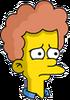 Rod Sad Icon