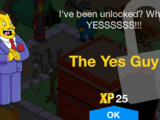 The Yes Guy