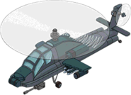 Unlocked Prize Screen Attack Helicopter