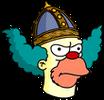 Krustcraft Krusty Annoyed Icon