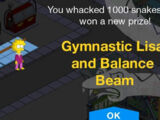Gymnastic Lisa