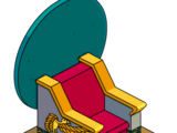 Pharaoh Throne