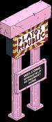 Plato's Republic Sign Menu
